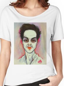 Andrew Scott: Mwah Women's Relaxed Fit T-Shirt