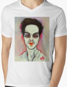 Andrew Scott: Mwah Mens V-Neck T-Shirt