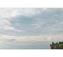 Sky Temple Photographic Print