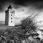 Rubjerg Knude by Paul Davis