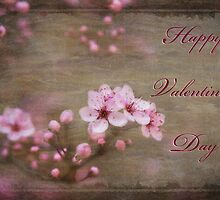 Blossoms of Valentine Greetings by Owed To Nature