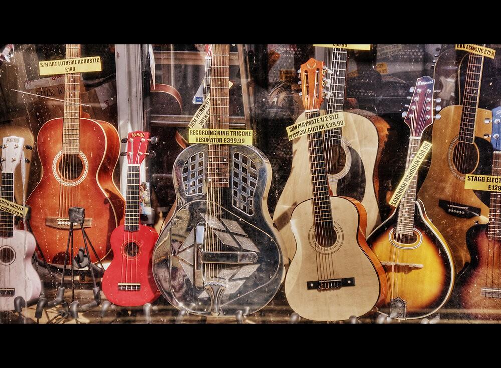 Rye Guitars by brianfuller75
