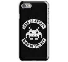 Sons of Arcade iPhone Case/Skin