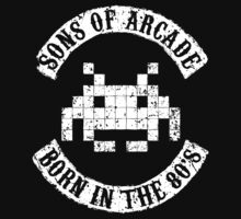 Sons of Arcade Kids Tee