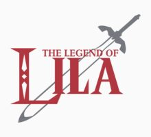 The Legend of Lila Kids Clothes