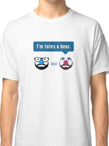Roger & Bryce - I'm totes a bear (light) Classic T-Shirt