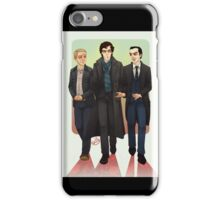 Baker Street BAMFS iPhone Case/Skin