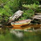 So I Leave My Boat Behind..... by Michael John