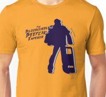 The Bloodcurdling Beefcake Emperor! Unisex T-Shirt