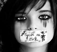 Speak No Evil by sparkz4490