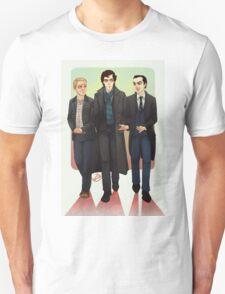 Baker Street BAMFS T-Shirt
