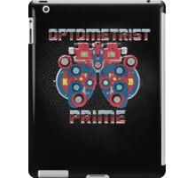 Optometrist Prime iPad Case/Skin