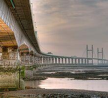 Severn Bridge by JPassmore