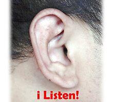 i Listen! by Gwoeii