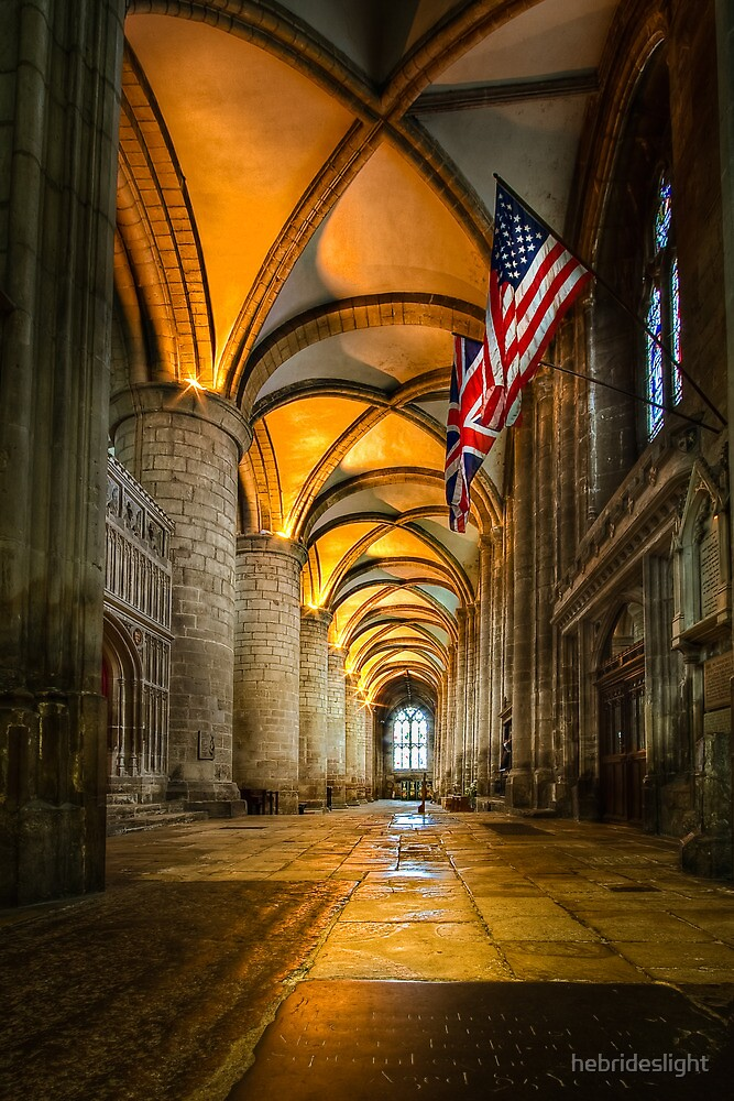Gloucester Cathedral - Allies by hebrideslight
