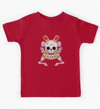 Crabro Skull Kids Tee