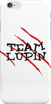 Team Lupin by quirkykido