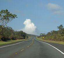 The Road to Kileaua by Loisb