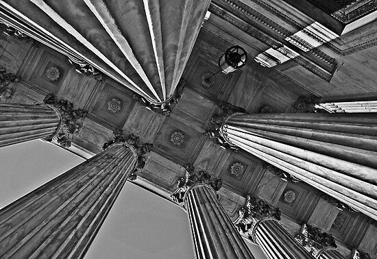 Supreme Columns by cclaude