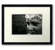 teaspoons of sunshine Framed Print