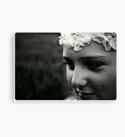 teaspoons of sunshine Canvas Print