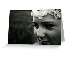 teaspoons of sunshine Greeting Card