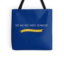 This Bag Uses Tardis Technology Tote Bag