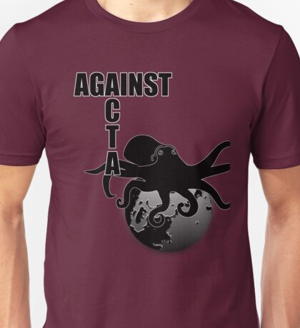 Against ACTA Unisex T-Shirt
