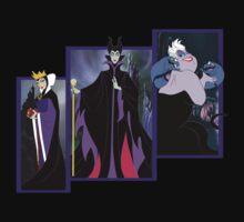 Villains by A-aru
