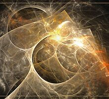 The creative moment by Fractal artist Sipo Liimatainen