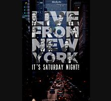 Live From New York, Saturday Night Live T-Shirt