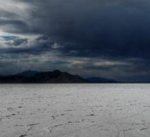 Utah - Bonneville Salt Flats 002 Sticker