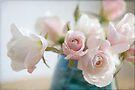 rose tableau by Teresa Pople