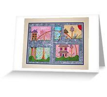 split housing Greeting Card