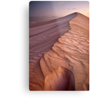 Barren Beauty Metal Print