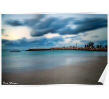 Foreshore ~ Geraldton  Poster
