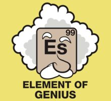 Einstein, Witty Geek One Piece - Short Sleeve