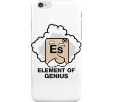Einstein, Witty Geek iPhone Case/Skin