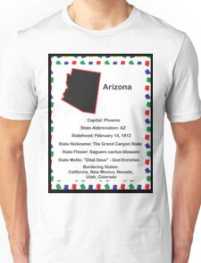 Arizona Information Unisex T-Shirt
