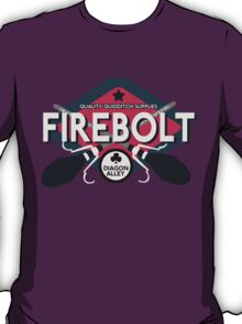 Firebolt - Quality Quidditch Supplies T-Shirt