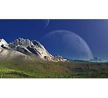 Pandoran Spring - Northern Landmass  Photographic Print