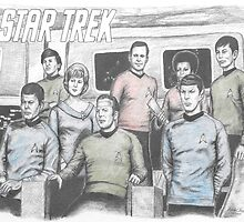 Star Trek  by ACProsser