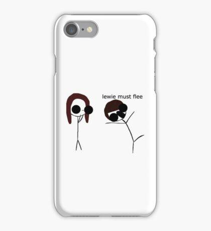Lewie Must Flee iPhone Case/Skin
