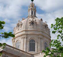 Basilica Da Estrela in Lisbon by luissantos84