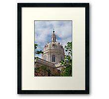 Basilica Da Estrela in Lisbon Framed Print