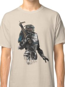 A busy Turian Classic T-Shirt