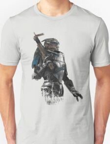 A busy Turian Unisex T-Shirt