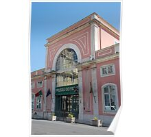 Fado museum in Lisbon Poster