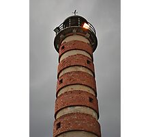 Lighthouse in Belem, Lisbon Photographic Print