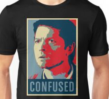 Cas is confused Unisex T-Shirt